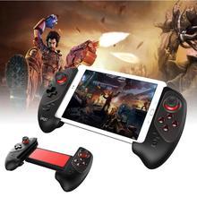新しいワイヤレスゲームコントローラゲームパッド bluetooth スムーズなゲームパッドアンドロイド/ios/スイッチ/勝利/7/8/10 携帯電話タブレットユニバーサル