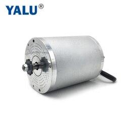 YALU BM1109 60V 1600W środkowy napęd MY1020 Upgrade szybki bezszczotkowy silnik prądu stałego 5000 obr./min e-bike trójkołowy rower rowerowy Hoverboard