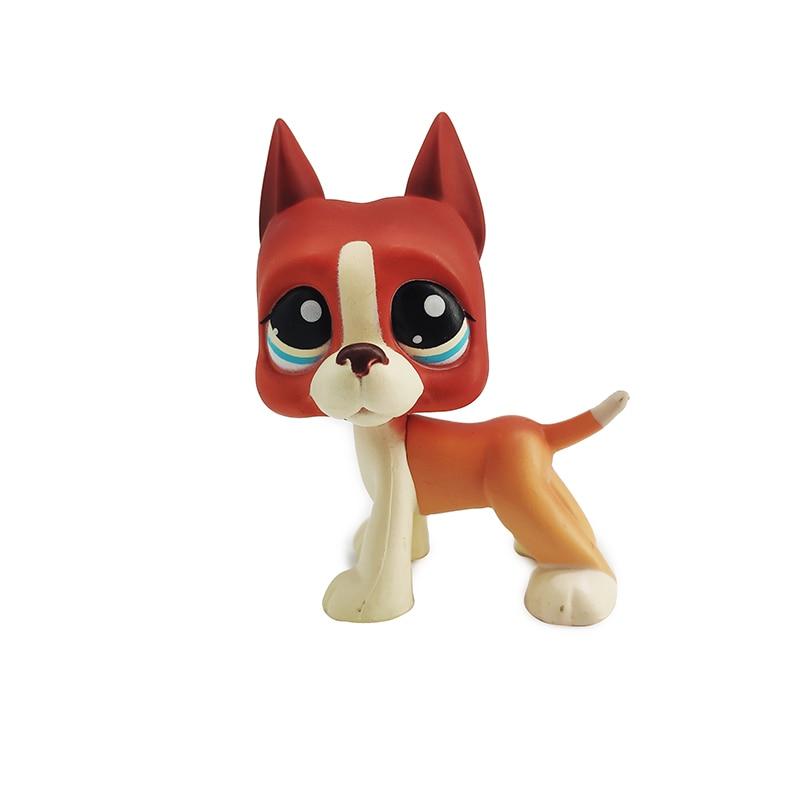Rare Pet Shop Lps Toy Standing Short Hair Cat Original Kitten Husky Puppy Dog Fox Littlest Animal Collection Free Shipping