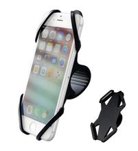 4-6 Phone Bicycle Rack Adjustable Bike Holder Stand Mountain Road Bike Accessories Cell Phone Mount Handle Bicycle Front Rack