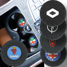 Mat Silica-Gel Santana-Series Land-Rover Coaster Automobile 1pcs for Maqueta 1-2-3-4-110-Lego-Radio