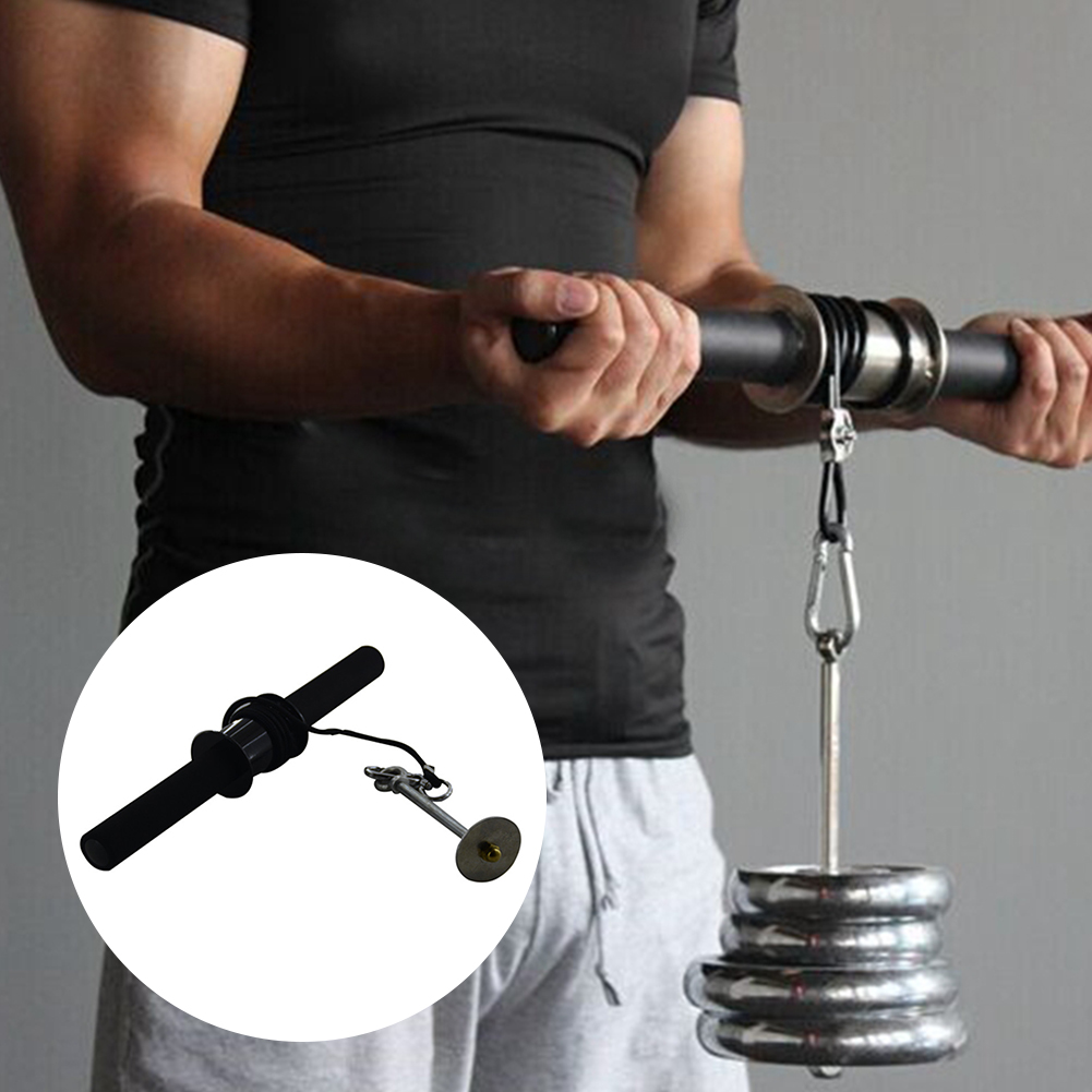 Gym Arm Trainer Body Building Strength Trainning Fitness Equipment Hand Grip Workout Dumbbell Accessories Strength Trainning image