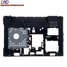 LRD новый оригинальный корпус Нижняя крышка для Lenovo G480 G485 корпус для ноутбука 90200435 AP0N1000100 черный