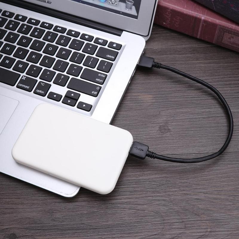 עגלות פג HDD Case 2.5 Portable אינץ SATA 2 ל USB 3.0 מארז 6Gbps החיצוני SSD הכונן הקשיח Box עבור Windows 98 / SE / ME / 2000 / XP / Vista (4)