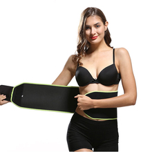 Fitness Waist Support Women Trainer Adjustable Body Shaper Belt Trimmer Weight Loss Back and Lumbar Supportor