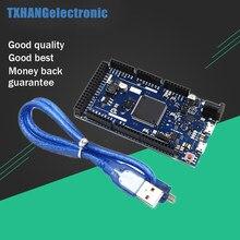 DEVIDO Bordo R3 SAM3X8E 32-bit ARM Cortex-M3 Módulo De Controle Com USB Para Arduino uno