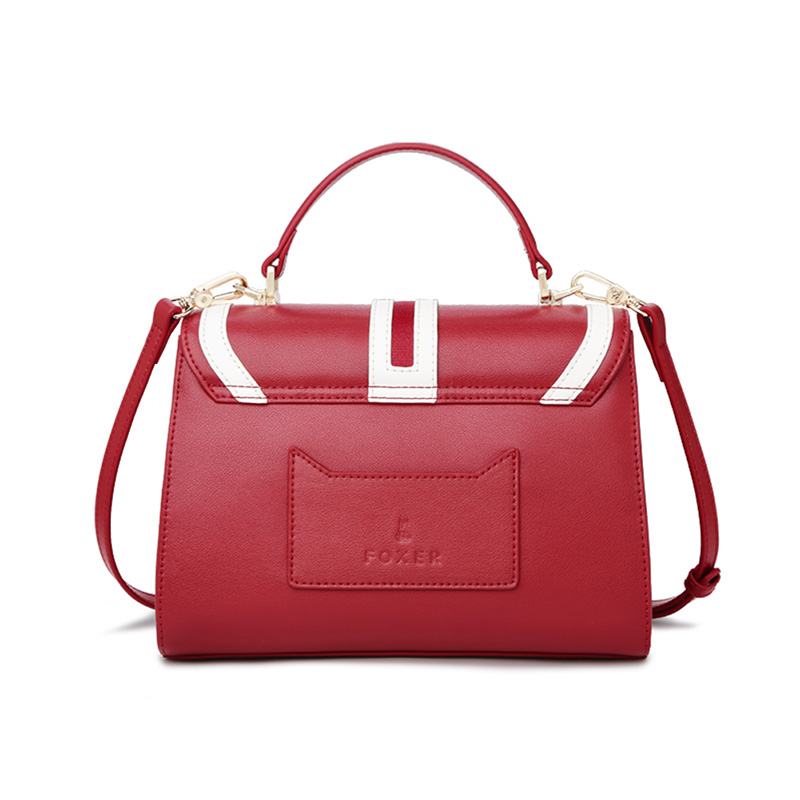 FOXER Alabi Women Leather Handbag