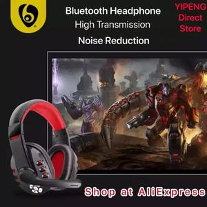 Image 5 - OVLENG V8 1 Over Ear Wireless Bluetooth Headphones Headset Gamer Support Microphone Gaming Earphones with LED Button