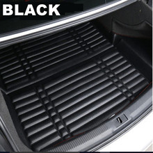 SJ 3D Waterdichte Auto Kofferbak Boot Mat Liner Cargo Floor Tray Tapijt Pad Protector Fit Voor Mazda CX-5 CX5 2012 2013 14 15-2019(China)