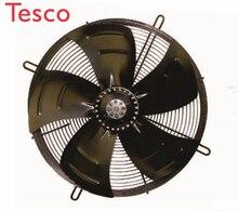 HVAC Refrigerator fan motor axial flow fan for industrial condenser/air cooler/evaporator freezing ventilation,condenser fan industrial stand fan parts 500mm fan motor 10mm or 12mm shaft