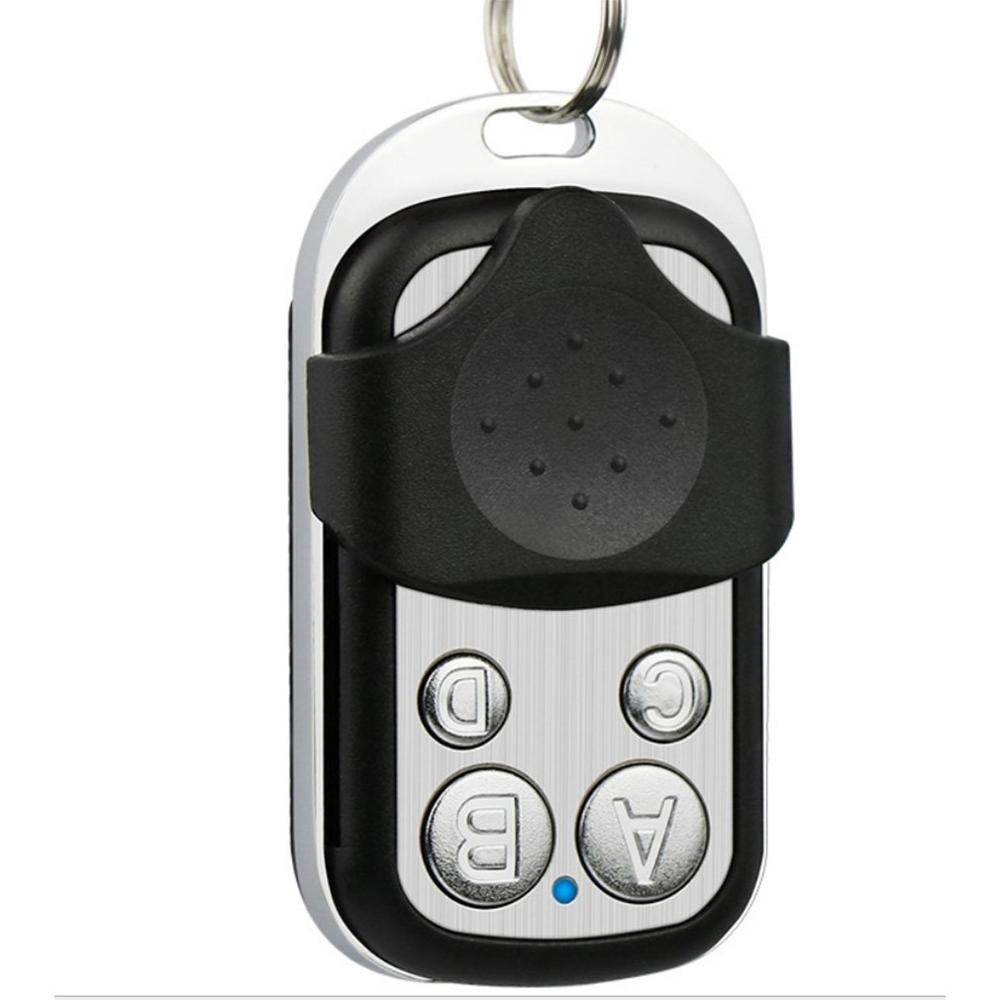 Garage Door Remote Control 433Mhz 4 Channel Gate Control For Garage Command Opener Alarm Remote Control
