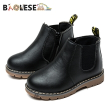 BAOLESEM Kids Snow Boots Child Ankle Boots Children Shoes Warming Fur Lightweight Child Snow Shoes Watertight Anti-skid Winter women winter walking boots ladies snow boots waterproof anti skid skiing shoes women snow shoes outdoor trekking boots for 40c