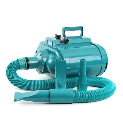 H1 Blue Dolphin High Power Large Double Motor Dog Hair Dryer Blowing Machine Pet Water Blowing Machine Golden Retriever Dryer