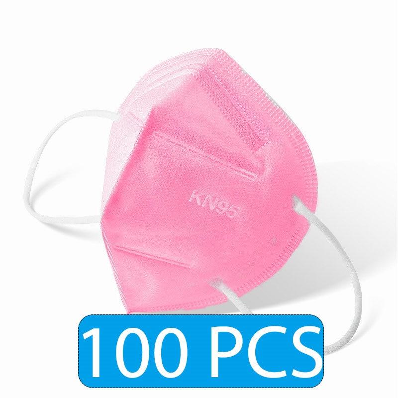 Pink 100 PCS
