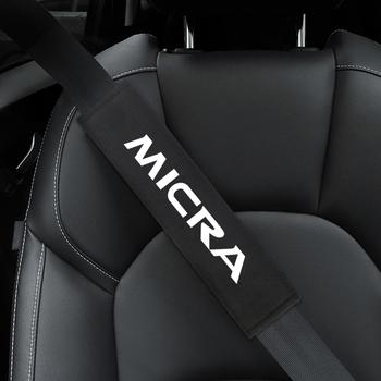 2 sztuk flanela bawełniana skrzynka dla Nissan Micra K11 K12 K13 K14 akcesoria do stylizacji samochodów tanie i dobre opinie Wewnętrzny Logotyp pojazdu Inne naklejki 3d 26cm Emblems Words Cotton Bez opakowania 5365