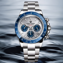 2020 New PAGANI DESIGN 1644 Mens watches top brand Luxury wrist