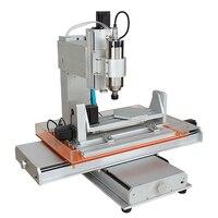 뜨거운 HY- 6040 5 축 미니 CNC 라우터 조각 밀링 드릴링 머신 판매