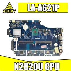 Dla For Acer aspire E1-510 E1-510-2500 laptopa płyty głównej płyta główna w NBY4711002 NB.Y4711.002 Z5WE3 LA-A621P DDR3 SR1SG N2820 procesora