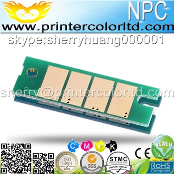Toner cartridge chip For Ricoh SP 150 150SU 150w 150SUw printer 407971 SP150LE replacement spare part chip image
