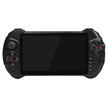 X15 для Android портативная игровая консоль 5,5 дюймов 1280x720 экран MTK8163 четырехъядерный 2G RAM 32G ROM видео Ручной игровой плеер