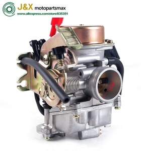 CVK30 30mm Carb Racing Carburetor For AN250 CVK 150cc 250cc ATV Scooter GY6 125 150 up 200 cc TANK 260 Scooter Motorcycle