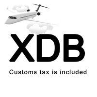 Xdb frete de envio de frete de frete grátis para o trabalho de imposto personalizado apenas para compradores de países da ue  espanha  itália  países baixos  frança