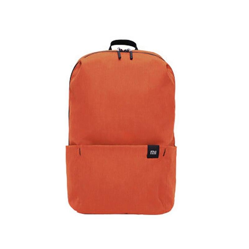 MI 10L Backpack Men Women Mini Backpack 8 Colors Small Waterproof Nylon Bag Zipper Outdoor Travel Unisex Backpack Mochila