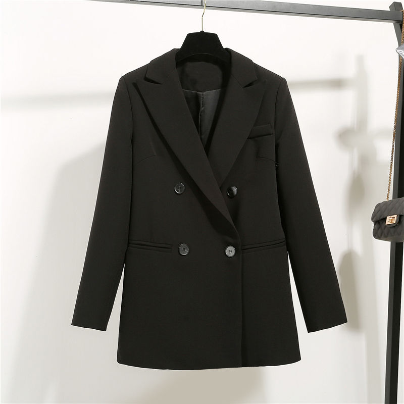 2020 New Fashion Suit Women's Jacket Loose Casual Black Women's Blazer Slim Wild Coat Female Suit Leisure Women's Clothing