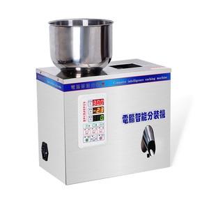 Image 5 - 1 100 グラム顆粒充填機小顆粒包装機茶計量機粉末充填機
