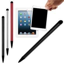 2 pces caneta capacitiva caneta de toque caneta caneta caneta caneta para iphone ipad tablet smartphone para tablet ios android caneta stylus