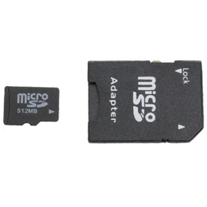 Image 1 - Popular Micro SD TransFlash TF To SD SDHC Memory Card Adapter Convert Into SD Card Memory Card Adapters