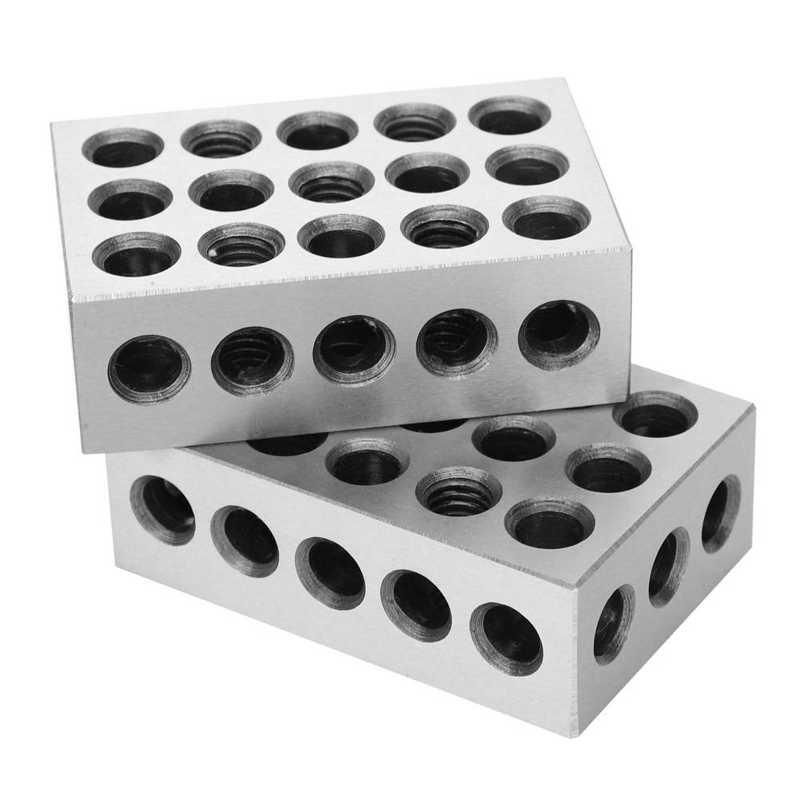 Инструменты для измерения 1 пара, высокоточный прибор с 23 отверстиями, 1-2-3 блоками, с винтовым ключом
