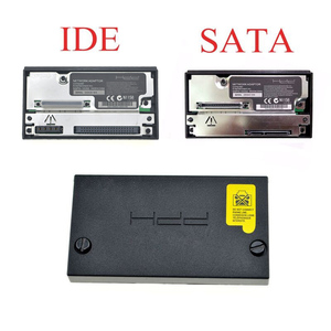 Image 1 - Sata Network Adapter Adaptor For Sony PS2 Fat Game Console IDE Socket HDD SCPH 10350 For Sony Playstation 2 Fat Sata Socket