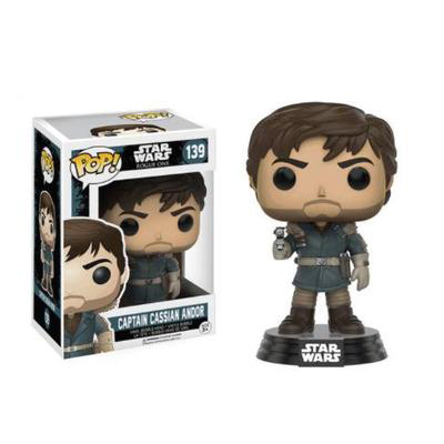 FUNKO POP Star Wars Darth Vader Luke Skywalker Leia Action Figure Collection Model Toys for Children xmas Gift 3