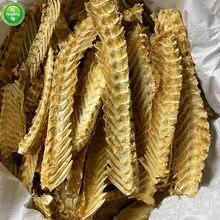 Sopa de suplemento de cálcio de ossos de bacalhau do mar profundo, frutos do mar secos, frutos do mar xue yu gu