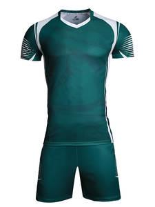 Suit Jersey Volleyball-Uniform Shorts Match-Dress Custom-Made Men Sleeve Quick-Dry Men's