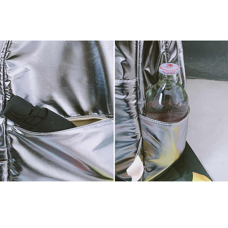 Pubgs moda mochila feminina nova bolsa de lona unisex individualidade estilo casual grande capacidade feminina