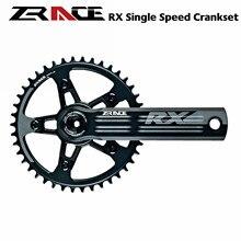 ZRACE RX односкоростная кривошипная звезда, кривошипная звезда, 40T / 42T/44T,170/172,5/175, для гравийных велосипедов Cyclo-Cross, DUB BB29