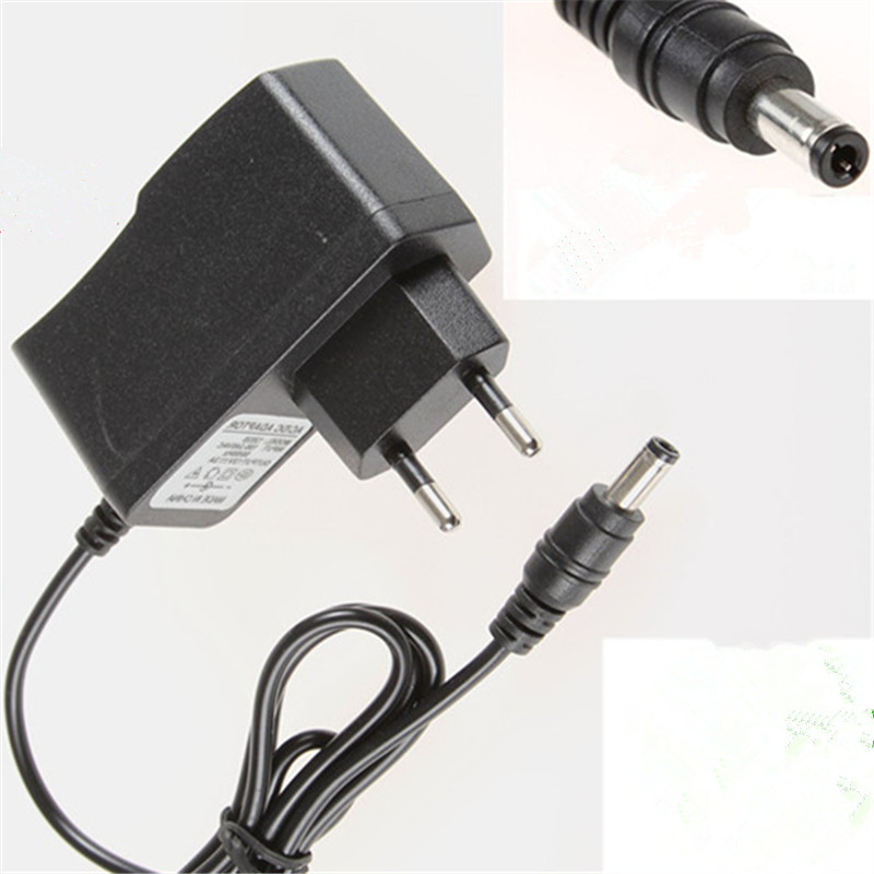 EU DC 5V 2A  Power Supply AC 100V-240V Converter Adapter Plug Charger 5.5mm X 2.1mm 1000mA For Arduino Diy Kit
