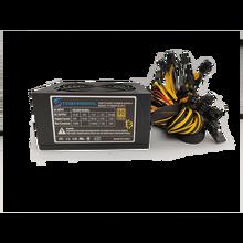 Блок питания 1600 Вт ATX, блок питания для майнинга 1600 Вт, блок питания для майнинга BTC для rx 470 rx 480 rx 570 6 gpu, поддержка 12 В antiminer