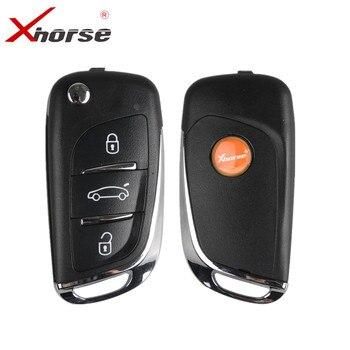 Xhorse XEDS01EN супер удаленный ключ поставляется в Super Chip XEDS01EN беспроводной ключ один шт