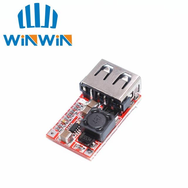 6-24V to 5V USB Step Down Module 1