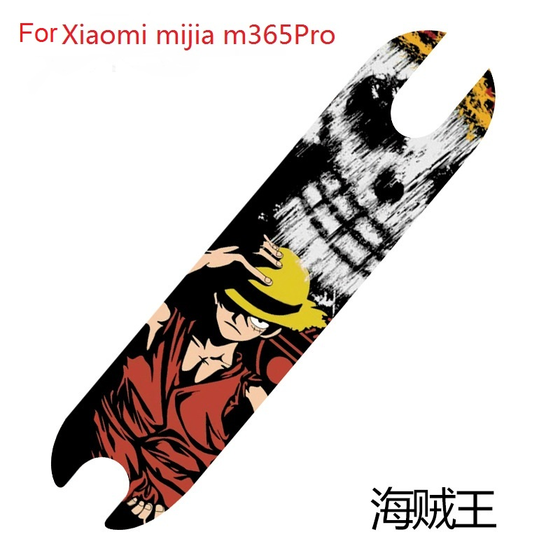 Scooter-Pedal-Footboard-Sandpaper-Sticker-For-XIAOMI-Mijia-M365-pro-Electric-Skateboard-Anti-slip-Protective-Sticker