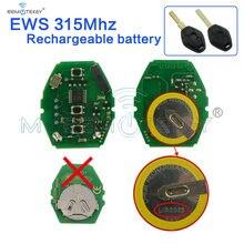 Дистанционный ключ remtekey с 3 кнопками 315 МГц для bmw ews