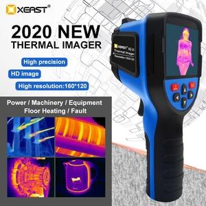 Image 2 - משלוח מהיר XEAST כף יד אינפרא אדום טמפרטורת מדחום תרמית Imager XE 26/XE 27/XE 28/XE 31/XE 32/XE 33