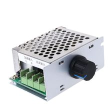 цена на AC Input 220V DC Output 10-210V PWM 220V DC Brush Motor Speed Controller