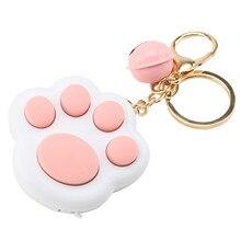 Мини кошка лапа игра брелок светодиод электроника память игры для детей взрослых антистресс игрушка для взрослых детей детей непоседа коврик стресс