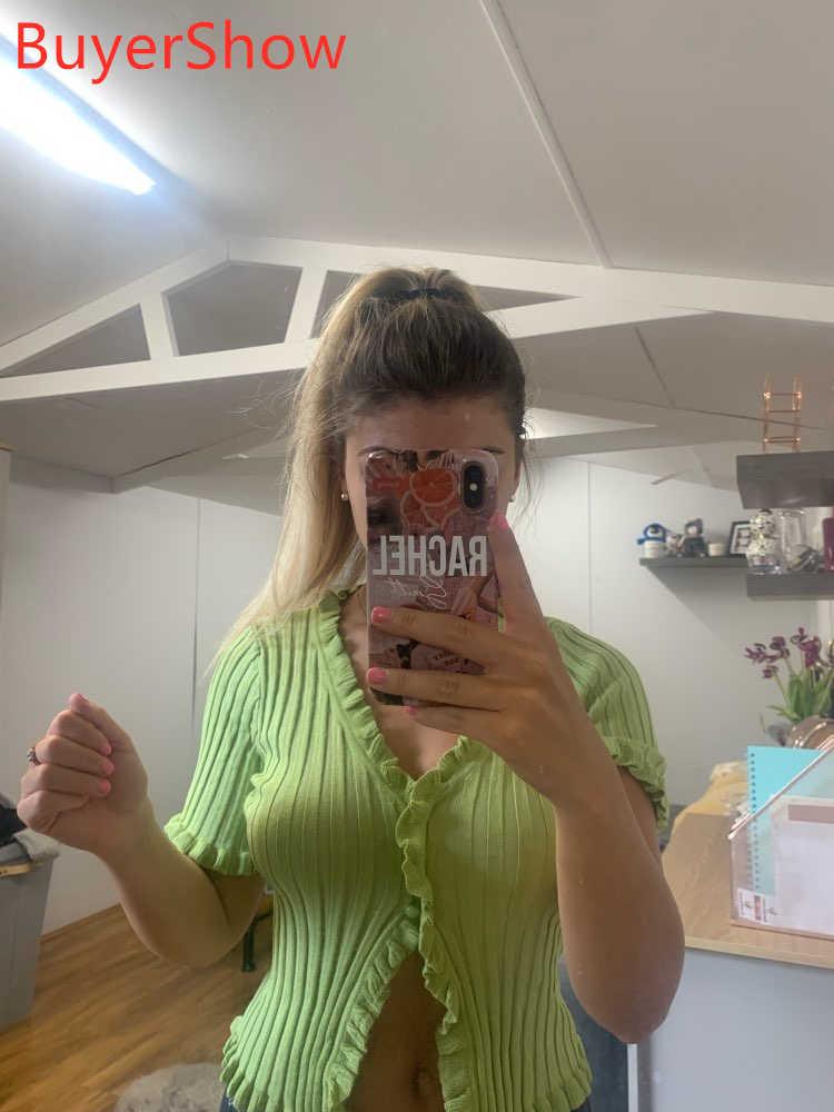 추 Sau 뷰티 가을 세련된 8 색 니트 셔츠 여성 캐주얼 V 넥 싱글 브레스트 좋은 탄력성 카디건 탑스