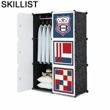 Armazenamento Meble Armoire Rangement Storage Dresser For Bedroom Guarda Roupa Closet Cabinet Mueble De Dormitorio Wardrobe