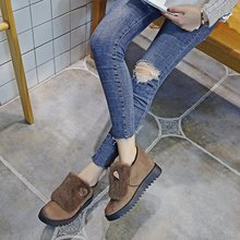Liren 2019 New Woman High Top Summer Good Quality Leather Wedges Casual Shoes Height Increasing Slip on Ladies Butterfly